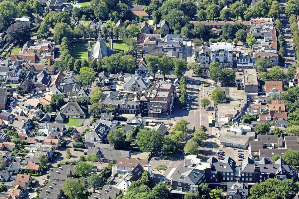 Gaat het centrum van Bergen er dan eindelijk anders uit zien?