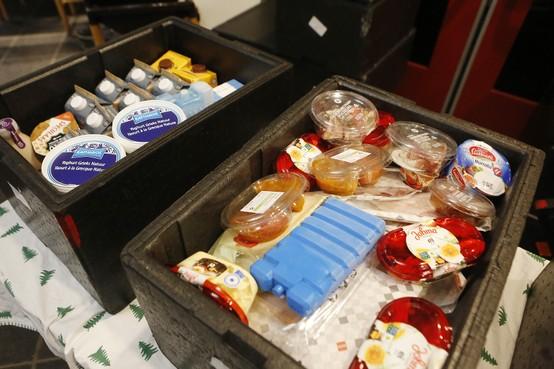 Noodkreet Voedselbank Gooi en omstreken: 'Donaties en big shoppers nodig'; Houdbare voorraad slinkt snel