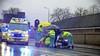 Fietsster zwaargewond bij aanrijding in Hilversum