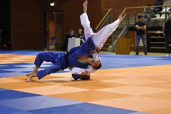 Purmerendse judoka Emiel Jaring pakt liever een wereldtitel dan zilver op de Olympische Spelen