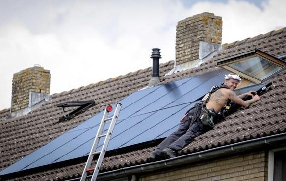 Zonnepanelenactie 'Daken vol zon in Schagen' verlengd, huisbezoeken na 6 april