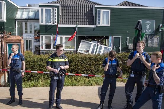 Ondanks ontploffing en brand denkt uitbater Hotel Zaandijk aan uitbreiding