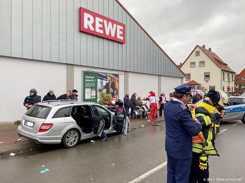 Tientallen gewonden bij carnavalsoptocht in Duitsland