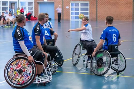 Beperking is geen belemmering op Special Olympics in Wervershoof