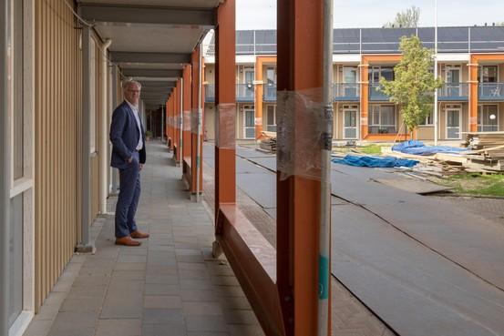 Vier wooncomplexen in binnenstad Medemblik kregen metamorfose van kleine tien miljoen euro