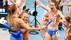 Beide estafetteteams 4x400 meter veroveren goud bij EK indooratletiek. De mannen winnen in een Nederlands record, de vrouwen in een kampioenschapsrecord
