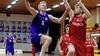 Basketballers Den Helder Suns verder uitgedund en flink geklopt, maar nooit geknakt [video]
