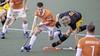 Hockeyers Bloemendaal op voorsprong in strijd tegen Kampong om de landstitel