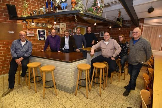 Nieuw clubgebouw Nassaupark Bovenkarspel voor zes verenigingen