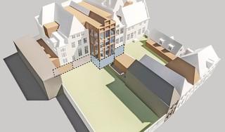 Raad besluit op 1 juni over Westfries Museum; voorkeur college voor varianten met expositiekelder