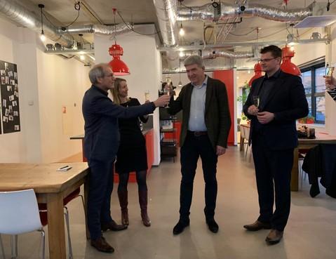 Campus Make IT Work van Hogeschool van Amsterdam blijft in Hilversum