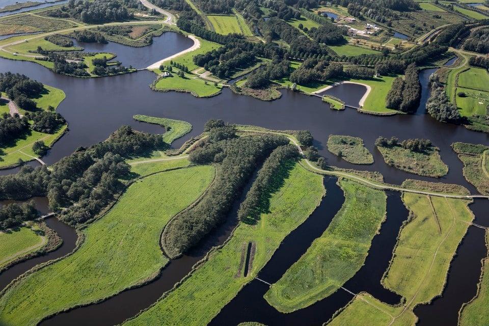 Natuur- en recreatiegebied het Twiske.