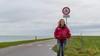 Tien boetes voor motorrijders bij proefafsluiting Zuiderdijk in Venhuizen, slechts één dag controle