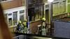 Explosie en brand in flatgebouw in Hoorn. Twintig woningen tijdelijk ontruimd [video]