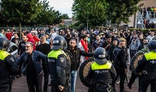 Relschoppers rond Pegida-demonstratie Eindhoven voor de rechter