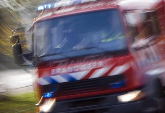 Openbare toiletten voor halve marathon Egmond in brand gestoken