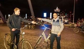 Gejaagd door Amsterdam: 'Nee hè, niet nu de sleutels vergeten'