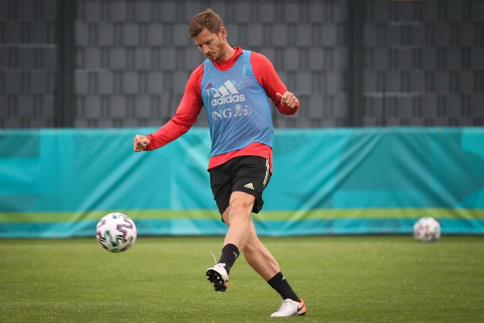 Jan Vertonghen, opgeleid bij Ajax, speelde inmiddels 127 interlands voor België.