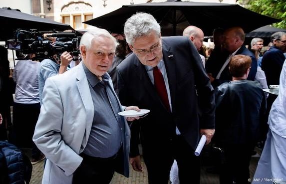 Oprichter Jan Nagel wil partijvoorzitter van 50PLUS worden