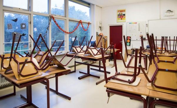 Meer dan 3300 scholen staken
