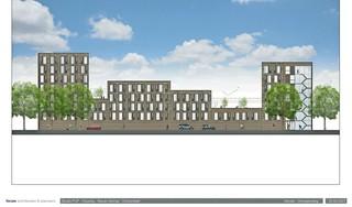 'Eerste sleutel kan in oktober overhandigd'. Plek voor 250 tijdelijke woningen in Nieuw-Vennep