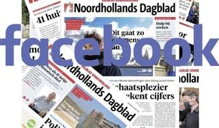 Dagblad Kennemerland weer actief op eigen Facebookpagina