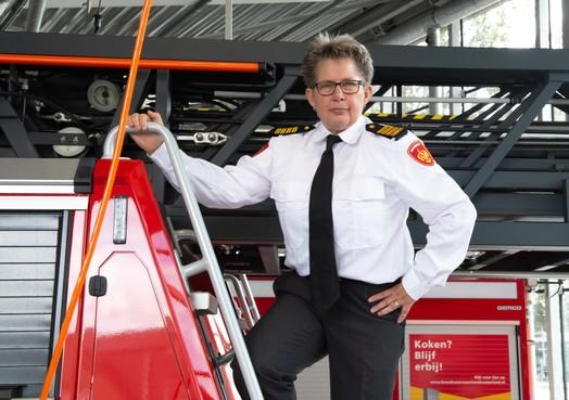 Monique van Beek aan roer van brandweerschool: 'Ik wil mensen sterker maken'