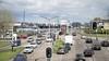 Ergernis na verkeersleed door afgesloten Velsertunnel: 'Dit mag niet nog een keer zo'