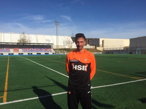 Aanvoerder Kevin Visser merkt meer professionele aanpak bij FC Volendam:'Heel veel gaat anders, megaleuk'