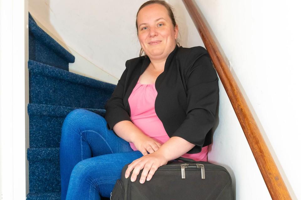 Annemarie van Nieuwamerongen gaat af en toe undercover als toerist in Zaanstad.
