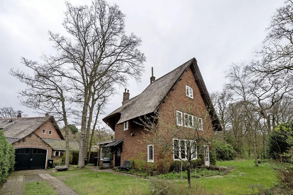 Dit stulpje aan de Harddraverslaan in Santpoort-Zuid is onlangs voor meer dan een miljoen euro van eigenaar verwisseld.