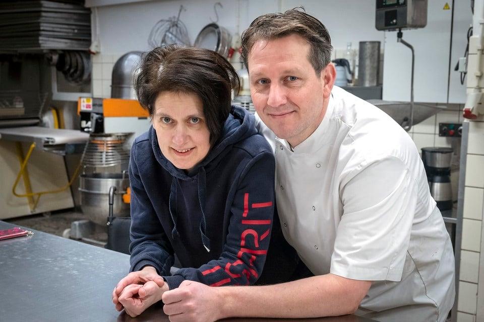 Ilse en Michel Jansen stoppen per 1 januari met hun patisserie.