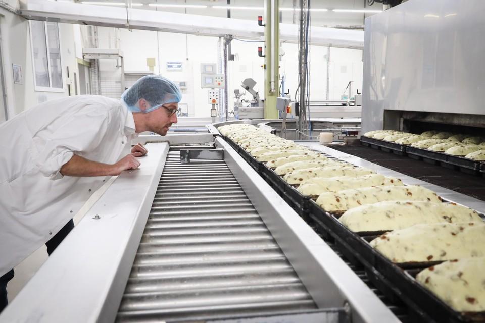 Max Pater bakt nu brood voor Albert Heijn.
