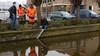 Terwijl Edam strijd voert, heeft Volendam zijn kattentrappetjes: 'We hebben meerdere mails ontvangen van bewoners die om zo'n voorziening hebben gevraagd. Van een van hen zijn zelfs al vijf katten verdronken'