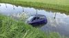 Auto belandt in sloot Medemblik, bestuurder spoorloos