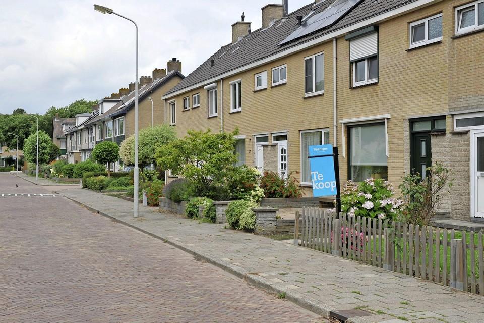 Huis te koop aan de Willem van Coulsterstraat in Heemskerk.