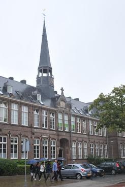 Restauratie bisschoppelijke kweekschool in Beverwijk gebeurt met fluwelen handschoenen
