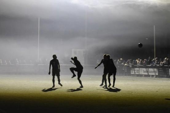 Op Texel wordt hardt gewerkt aan basis voor later, maar centralisatie van voetbaltalent wordt onhaalbaar geacht