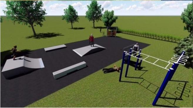 Jongeren Heiloo kunnen aan de slag met sport- en chillplek