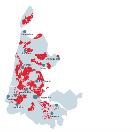 Gedeputeerde Staten willen meer bouw in landelijk gebied: 'Maximum van elf woningen is een duidelijke grens'