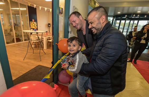 Nieuw Hoorns kinderdagverblijf Miamondo ontziet inburgeraars en studerende moeders