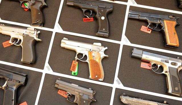Hoogste aantal vuurwapendoden VS in 20 jaar