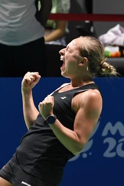 Van euforie naar de nieuwe realiteit. Badmintonster Selena Piek boekt in Engeland misschien wel de meest memorabele zege uit haar carrière. All England Open