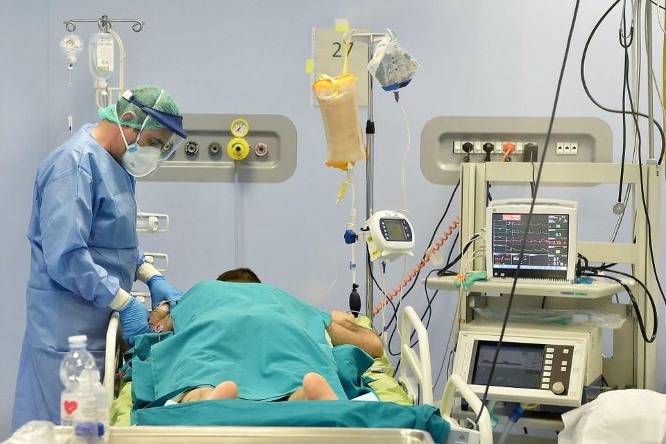 In Alkmaar is toch weer een coronapatiënt op de intensive care beland.