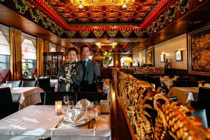 Over de Tong, recensie Azië in Hoorn: Heel Chinees