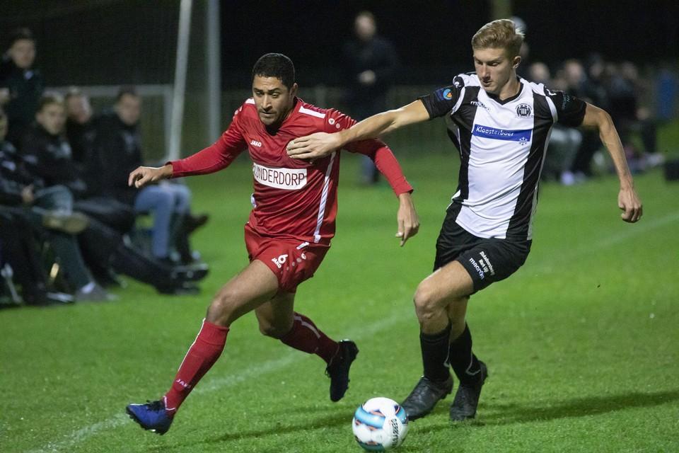 Voorlopgiwas de bekerwedstrijd tegen HBOK de laatste wedstrijd van vv IJmuiden.