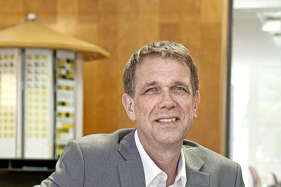 Peter Boelhouwer in woningmarktexpert en hoogleraar bij de TU Delft