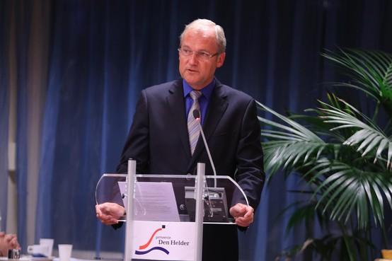 Vanavond motie van wantrouwen wethouder Kuipers (D66 Den Helder)