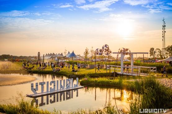 Geestmerambacht maakt zich op voor driedaags Liquicity Festival