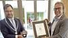 Erepenning Drechterland voor ex-wethouder Dirk te Grotenhuis